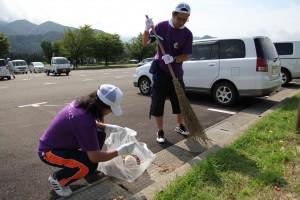 ブログボランティア活動1