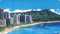 ハワイ3日間