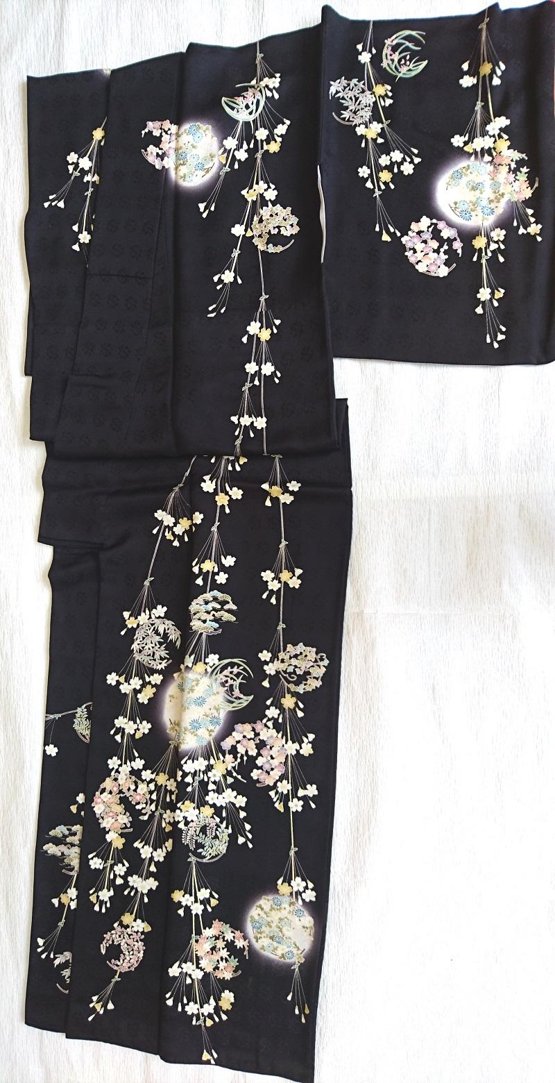 黒枝垂れ桜