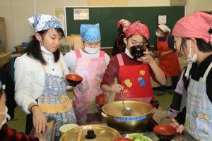 料理教室・販売体験1