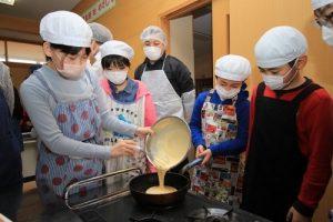 料理教室・販売体験2