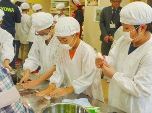料理教室・販売体験4